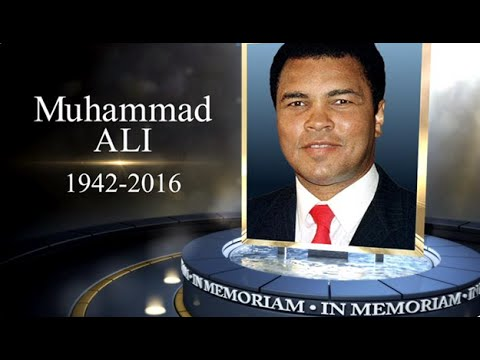FNN: Muhammad Ali Funeral Procession and...
