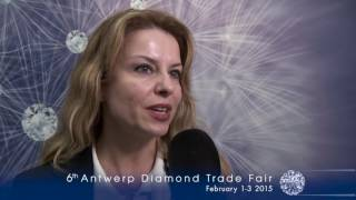 Antwerp Diamond Trade Fair 2014 INTERVIEWS Turkish buyers