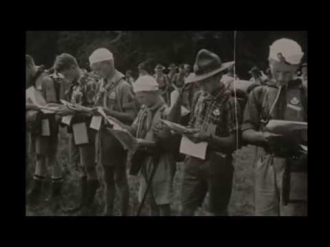 Det Danske Spejderkorps' Landspatruljeturnering Basnæs 10-12 August 1934