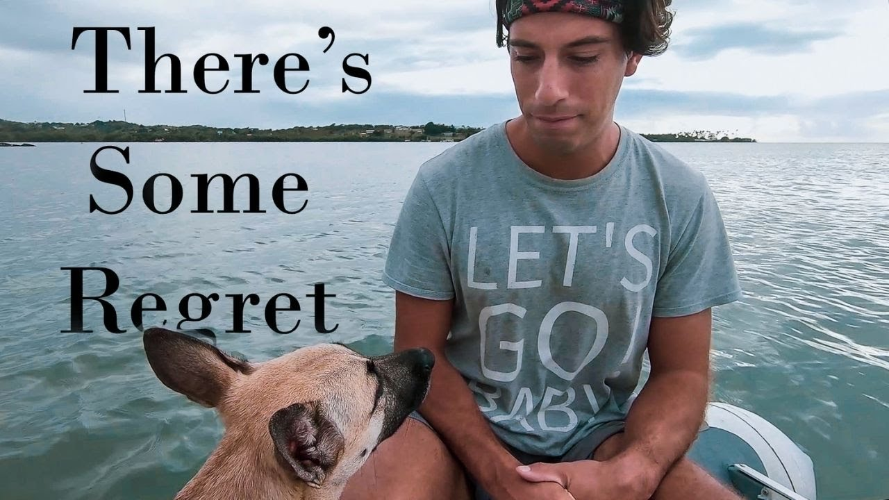 Traveling on a Sailboat   The HARDEST thing is... ~ Bums on a Boat Ep 163