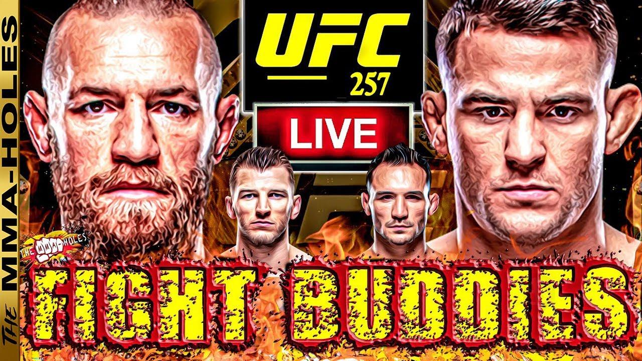 🔴 UFC 257: MCGREGOR VS POIRIER 2 + HOOKER VS CHANDLER LIVE FIGHT REACTION! - скачать с YouTube бесплатно
