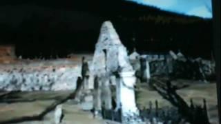 Old  churchyard  at  Loch  Lee ,,,,,,,,,,,,,Glen  Esk........