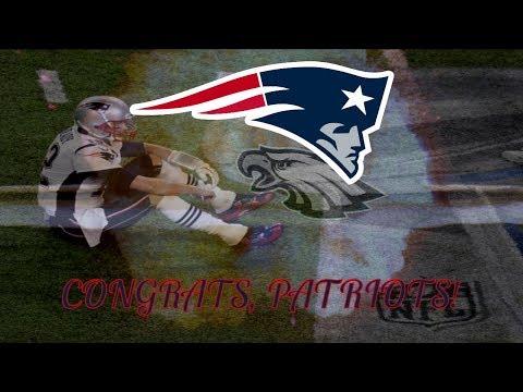 Congrats, Patriots!