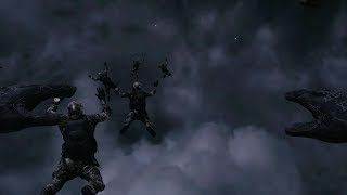 Insane US Paratroopers Jump Over Enemy Territory ! Medal of Honor Warfighter