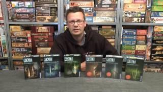 Was taugen die 3 neuen Exit Spiele von Kosmos? - spoilerfrei