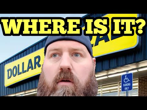 Dollar General Penny Shopping List Where Are You?