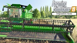 New combine? ★ Farming Simulator 2019 Timelapse ★ Old Streams farm ★ Episode 39