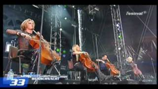 Apocalyptica - Nothing Else Matters [HQ]