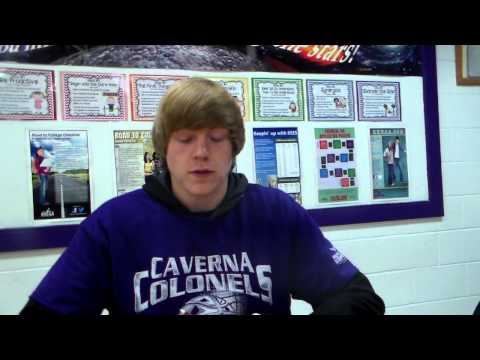 Caverna High School seniors explain the meaning of College-Ready