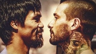 Pacquiao Has Escaped The Top Rank Jail El Chapo Style Fight With Matthysse Is On