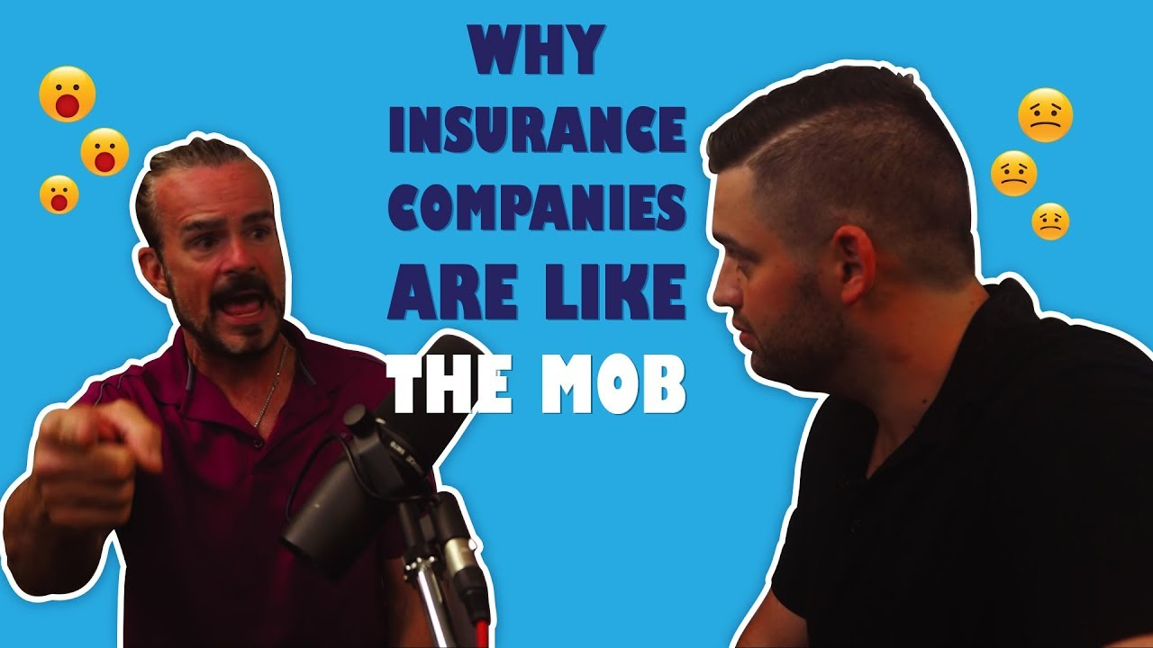 Download Why insurance companies are like the mob | Season 4 Episode 7