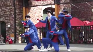 USJ ナイトロ・ダンス・クルー プレ初回 2018-3/15-14:30