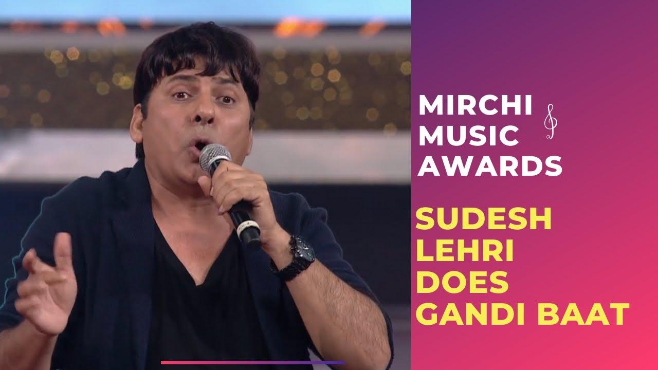 Download Sudesh Lehri does Gandi Baat with Sonu Nigam and Honey Singh | #RSMMA | Radio Mirchi