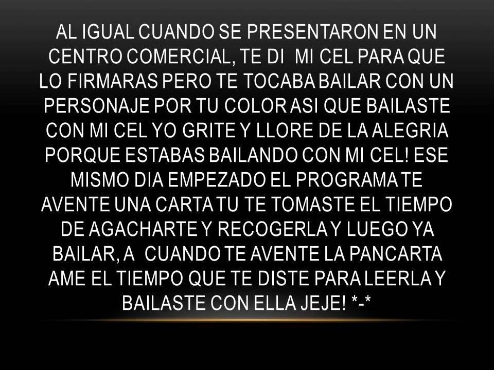 Carta Para Mi Amor Platonico Manuel Padilla Youtube