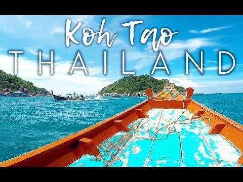 THAILAND KOH TAO - TRAVEL DIARY GoPro