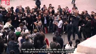 [one-directionvn.net][Vietsub]One Direction - One Thing (Behind the Scenes)