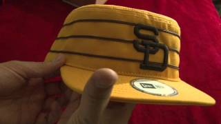 New Era Pillbox Basic San Diego Padres review