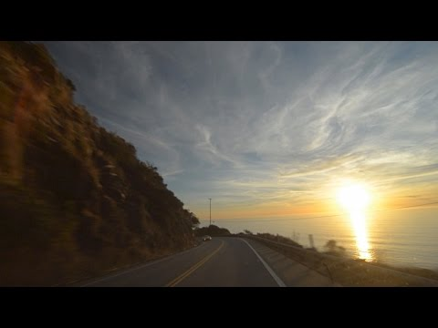 Driving Big Sur - (California Pacific Coast Highway 1 [3X Sp