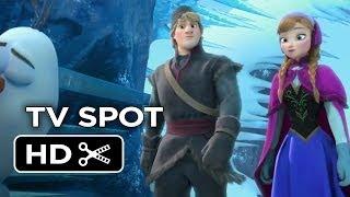 Frozen TV SPOT - Happy New Year (2013) - Kristen Bell Disney Princess Movie HD