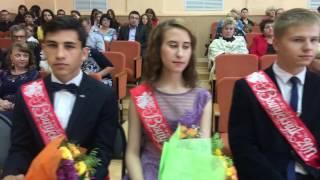Выпускные вечера в школах Серпуховского района