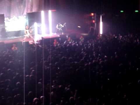 Bullet For My Valentine live in Vienna - Circle Pit