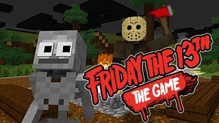 - Monster School FRIDAY THE 13TH CHALLENGE Minecraft Animation