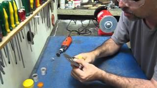 Como fazer disco de corte para micro retífica