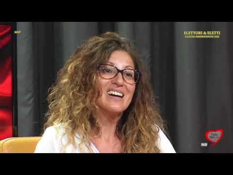 """Elettori & Eletti 2020: Natalina Evangelista, candidata lista """"Con Emiliano"""" alla Regione Puglia"""
