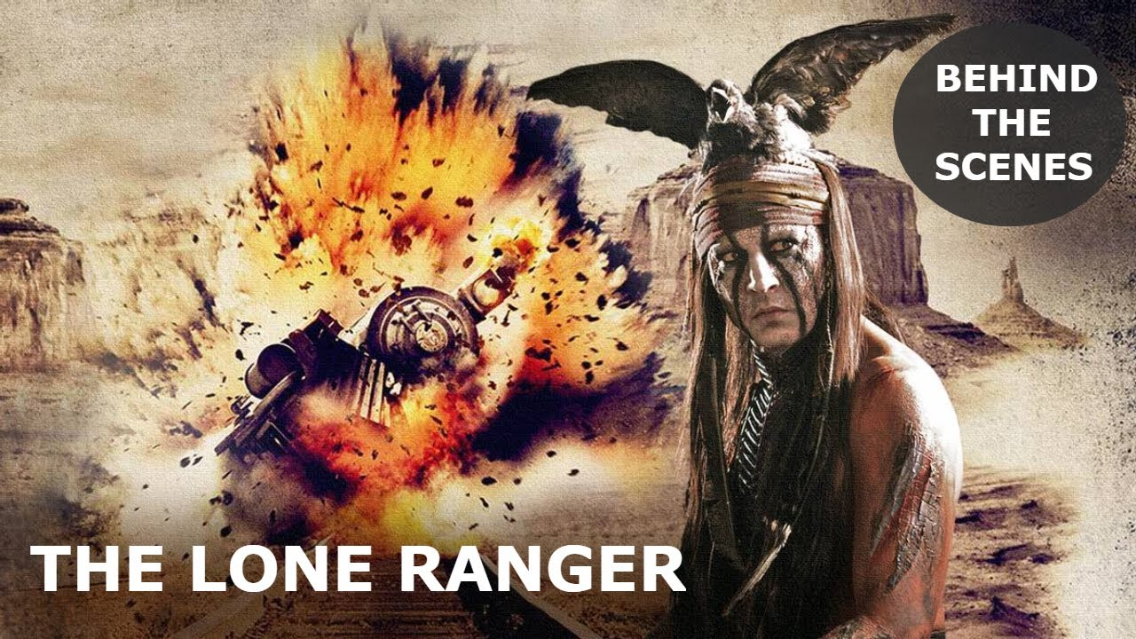 """Download The Making Of """"THE LONE RANGER"""" Behind The Scenes"""