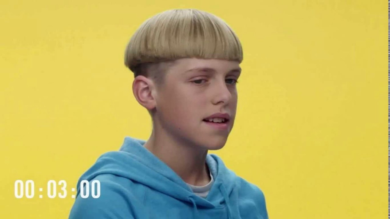 Short Dutch Boy Haircut Youtube