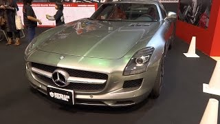 Mercedes-Benz SLS AMG    メルセデス ベンツ SLS AMG