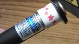 5mW Violet laser
