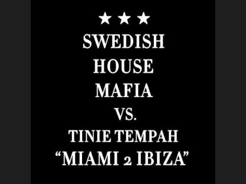 Swedish House Mafia - Miami to Ibiza feat. Tinie Tempah w/ Lyrics