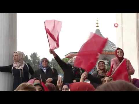 Cumhurbaşkanı Erdoğan'dan İzmir ziyareti
