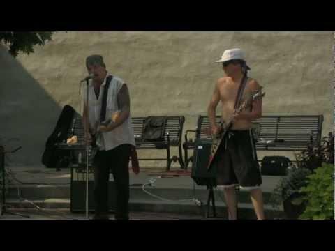 Bobby Moses rocking gospel music