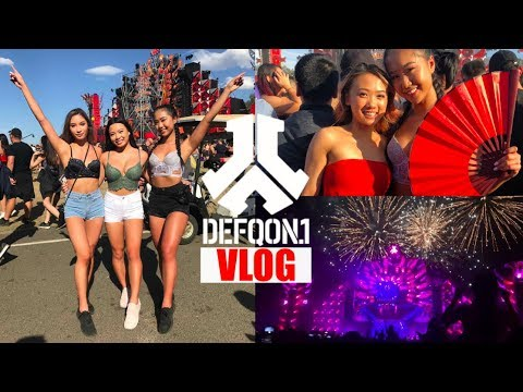 DEFQON.1 Festival Australia 2018 VLOG | THERESATRENDS