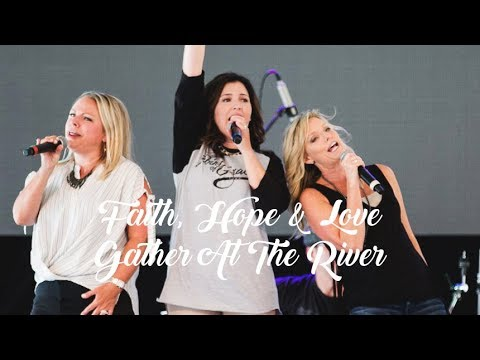 Point Of Grace: Faith, Hope & Love / Gather At The River (Live at Big Ticket Festival)