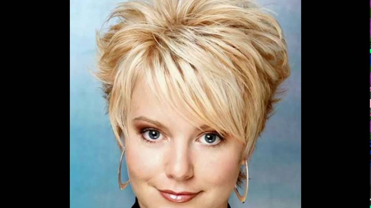 short hairstyles for women with thick hair । latest short