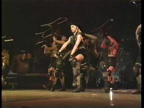 Madonna Family Affair / Keep It Together Live In Houston Texas 1990 Blond Ambition