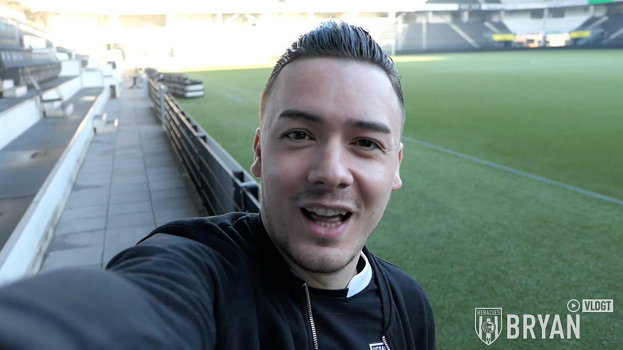 Bryan vlogt #3 | Eerste thuiswedstrijd, Coen, Sander, de voorzitter en unpacking nieuwe spelers