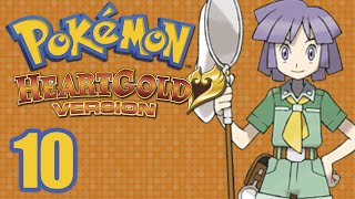 Pokemon HeartGold (Blind) -10- Canadians and Kids!