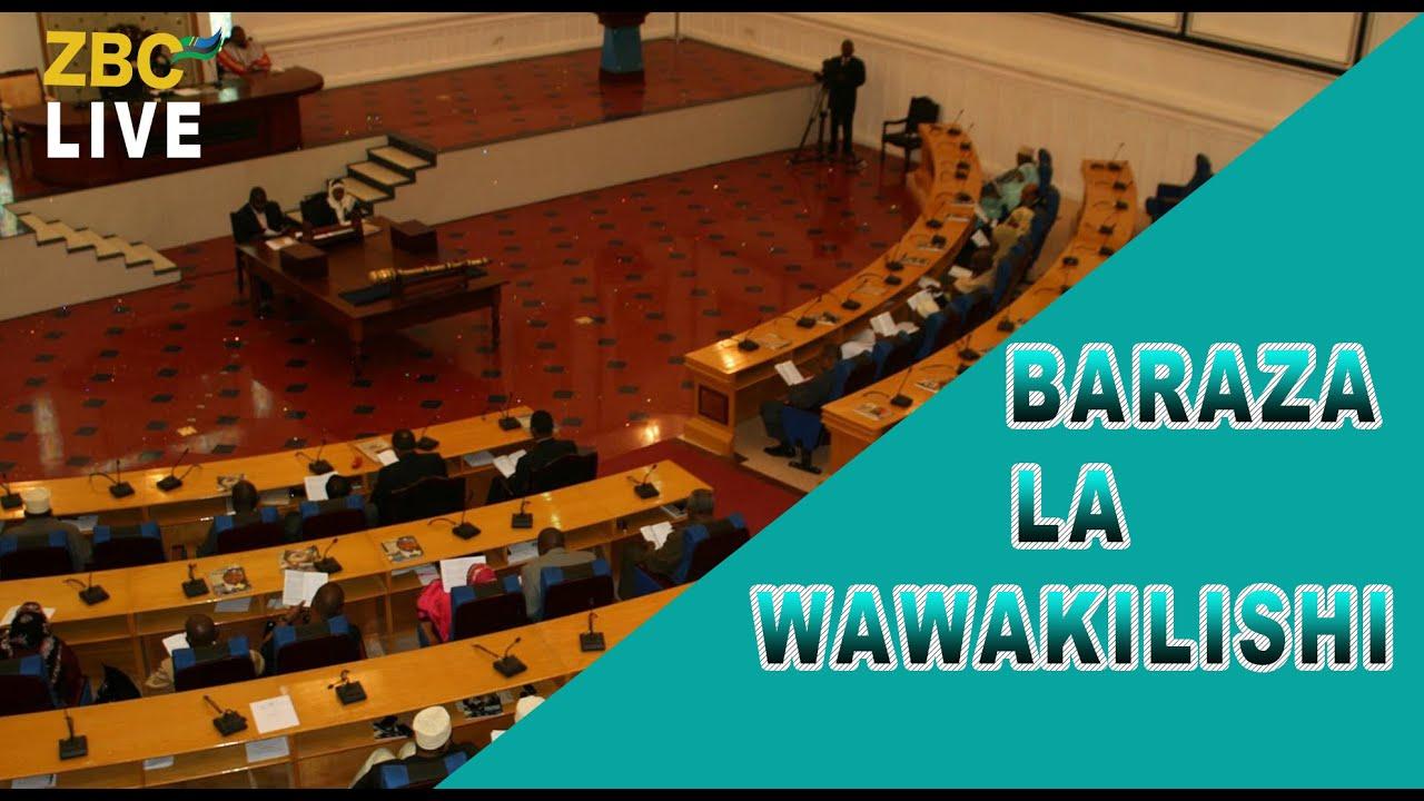 Download LIVE: BARAZA LA WAWAKILISHI _ 22/05/2021