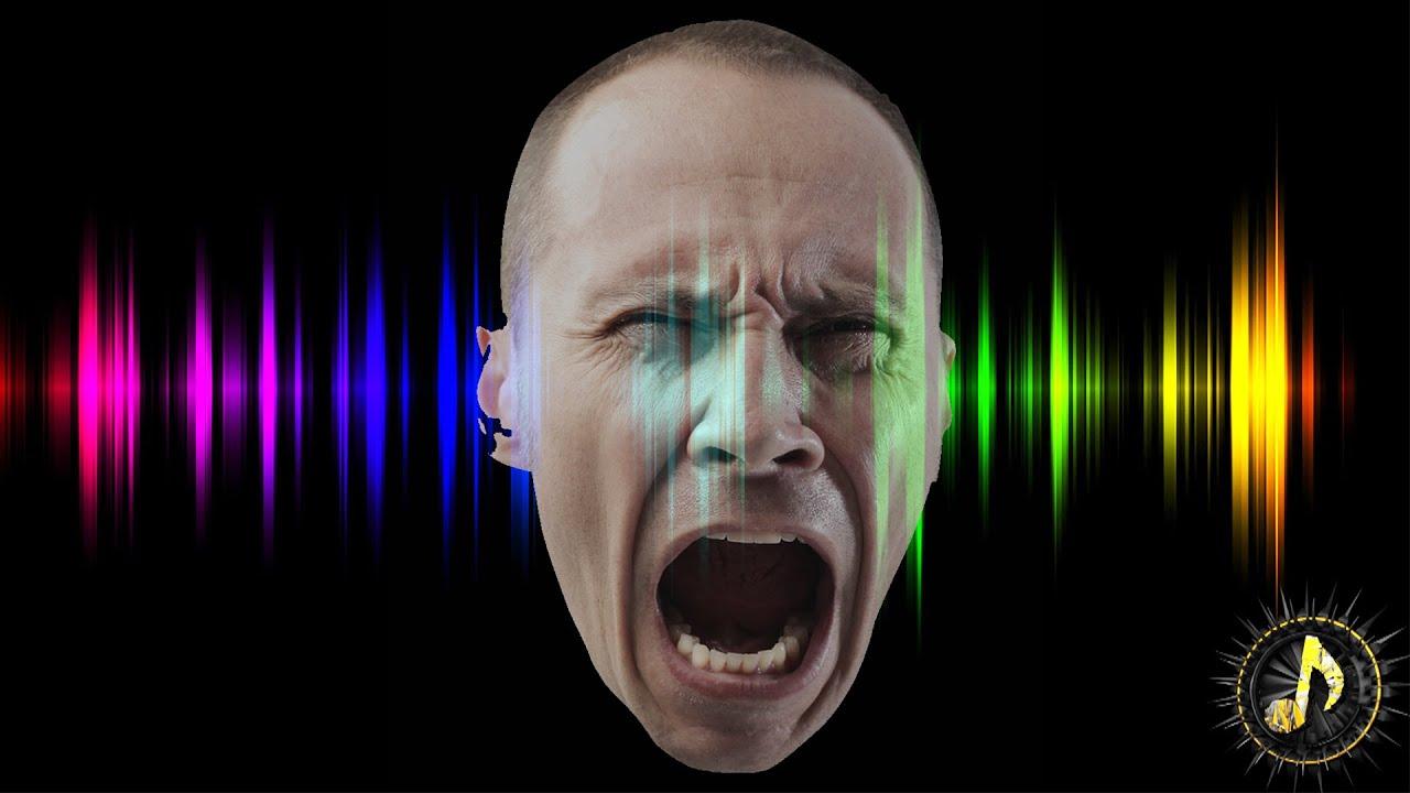 Man Upset / Raging Screams Sound Effect