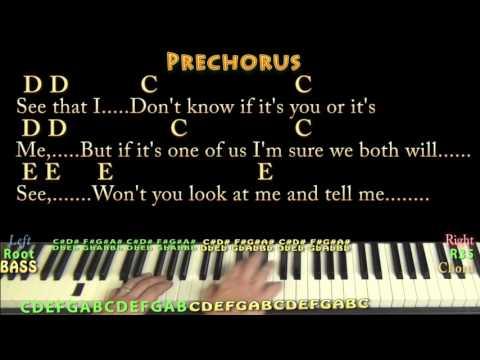 Amie (Pure Prairie League) Piano Cover Lesson with Chords/Lyrics - Arpeggios