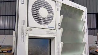 Bathroom Ventilator | Louver |…