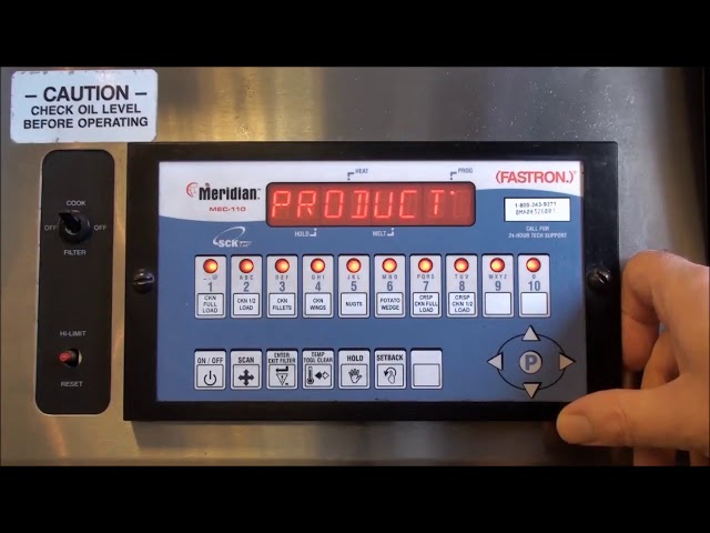 Kitchen Brains -Programming the Fastron Timer