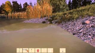 DayZ standalone как ловить рыбу