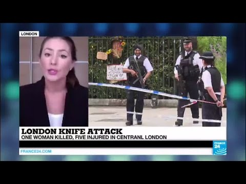London knife attack: 19-year-old Norwegian national arrested