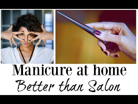 MANICURE ROUTINE 2018/ PAINT NAILS LIKE A PRO AT HOME
