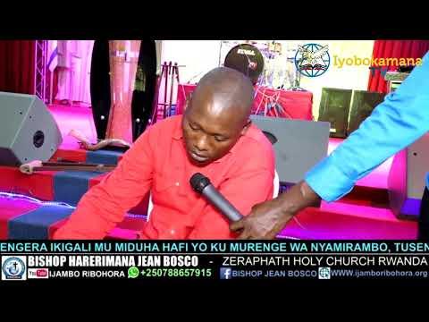 Benshi batangajwe no kubona uwaje agendera mu mbago Imana ikamukiza agataha yigenzaIgitangaza